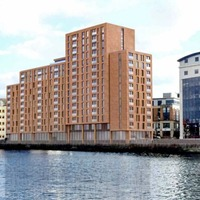 Belfast planning officials recommend refusal for £25m Laganbank apartment complex