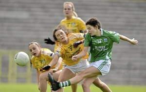 Fermanagh ladies aiming for more Junior Football glory in Croke