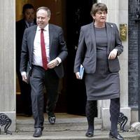 DUP denies shift on regulatory checks red lines