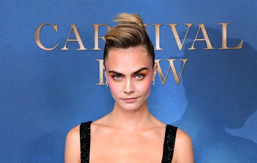 Cara Delevingne Opens Up About Relationship With Girlfriend Ashley
