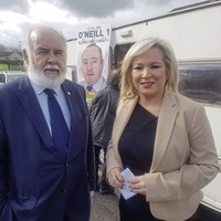 Sinn Féin's Molloy critical of leadership challenge 'timing'
