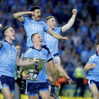 Brilliant Dublin see off Kerry to complete 'drive for five'