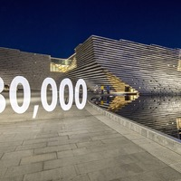V&A Dundee welcomes 830,000 visitors in first year