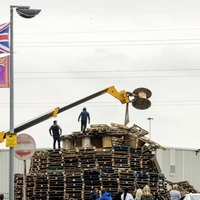 Belfast's Avoniel bonfire 'unsafe distance from businesses', reports warned