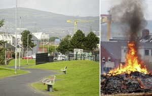 Landscaping at east Belfast UVF-linked bonfire site cost £190,000