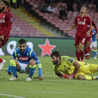European Champions Liverpool face tricky Napoli test again