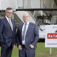 Sales soar but profits slip back at aviation supply firm Mallaghan