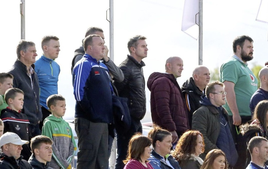 Peter Canavan and Michael Murphy backing Rory Gallagher to do great job in Derry