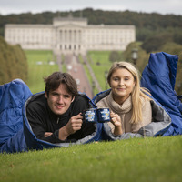 Stormont to host 1,000 at homelessness sleep out