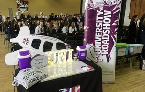 University Roadshow set to visit more than 80 schools