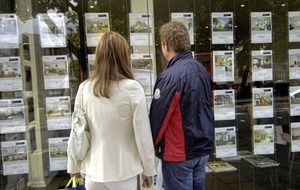 Uplift in lending to first-time buyers, figures show