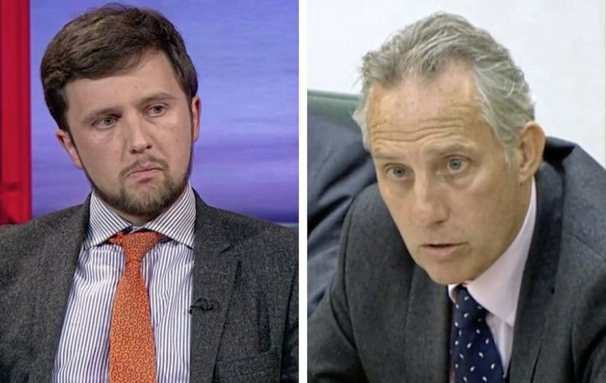 DUP breaks silence over Ian Paisley's personal attack on News Letter journalist Sam McBride