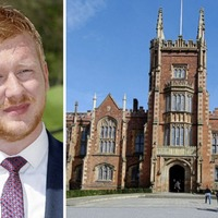 SDLP MLA Daniel McCrossan uses Stormont hiatus to return to university
