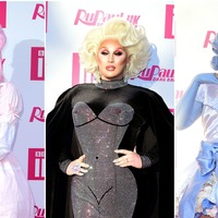 In Pictures: Shock frocks on the pink carpet for Drag Race premiere