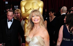 Goldie Hawn wants to send her audience to sleep