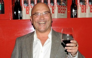 Gregg Wallace shows off results of his body transformation