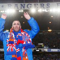 Former Rangers star Fernando Ricksen dies after motor neurone disease battle