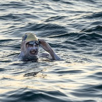 Illness doesn't define you, says woman who achieved record-breaking Channel swim