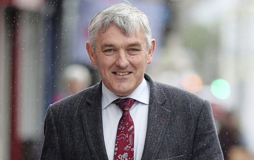 DUP MLA Thomas Buchanan defends Ian Paisley over criticism of journalist Sam McBride