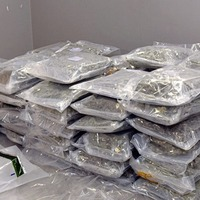 Three men jailed after cross border drugs seizure netted £1m cannabis haul