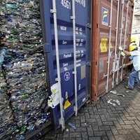 Indonesia returns 547 containers of contaminated waste back to wealthy nations