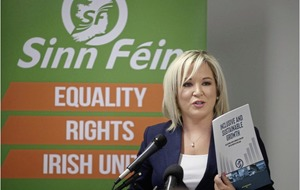 Sinn Fein calls for 'step change' in the north's economic strategy