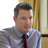 John Finucane puts name forward to contest North Belfast