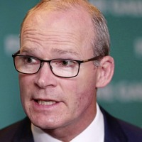 Simon Coveney says border infrastructure would be unacceptable