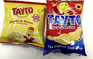 Demand for 'southern Tayto' is high
