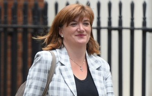 Nicky Morgan calls for women's sporting events to get equal screen time
