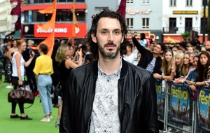 Blake Harrison 'terrified' shooting World On Fire battle scenes