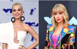 Katy Perry discusses ending her feud with Taylor Swift