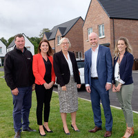 Property: Newtownabbey homes demonstrate the effectiveness of working partnerships in addressing social housing need