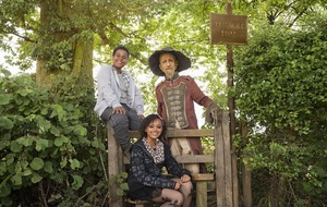 Sir Michael Palin and Zoe Wanamaker sign up for Worzel Gummidge