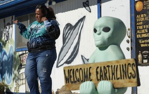 Nevada desert towns prepare for possible 'Storm Area 51' influx