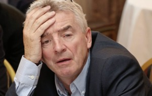 Ryanair investors revolt over £88m O'Leary pay