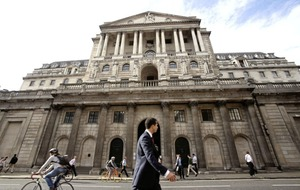 Bank warns of prolonged Brexit uncertainty as interest rates held at 0.75 per cent
