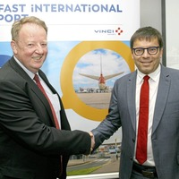 Belfast International Airport owners reveal ambitious expansion plan