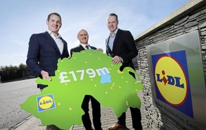 Lidl spent £290m with Northern Ireland suppliers last year