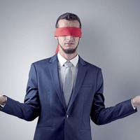Don't wear a blindfold when it comes to your pension planning