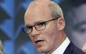 Brexit: Simon Coveney rejects British government's backstop alternative
