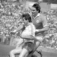 Back in the day - Art McRory and Eugene McKenna take Tyrone reins - The Irish News, Sep 20 1999