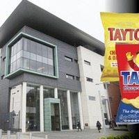 Southern Tayto 'removed from Bar Library in Belfast'