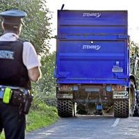 Motorcyclist killed in Banbridge crash