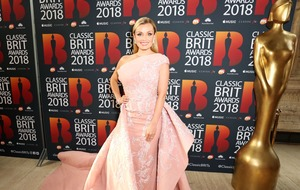 Katherine Jenkins explains why she is postponing tour