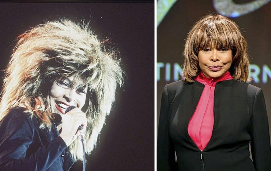 Sleb Safari: Tina Turner sends greetings from her Swiss chateau