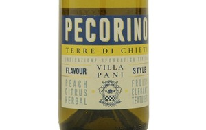 Wine: M&S Pecorino is the perfect match with goat's cheese and seafood