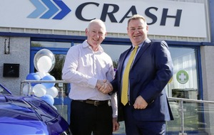 Crash Services opens new office in Derry
