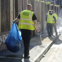 Offenders drafted in to Belfast `Holylands' to clean up after freshers week students