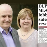 Fresh revelations in DUP's Trevor and Linda Clarke planning lobby firm controversy